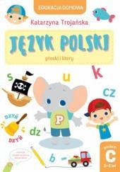 Okładka książki Język polski. Głoski i litery