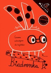 Okładka książki Biedronka Pi. Ćwiczenia matematyczne dla trzylatków