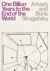 Okładka książki One Billion Years to the End of the World