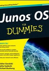 Okładka książki JUNOS OS For Dummies