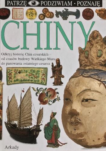 Okładka książki Chiny Arthur Cotterell