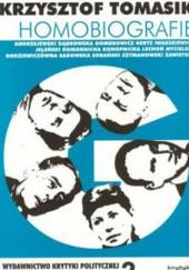 Okładka książki Homobiografie