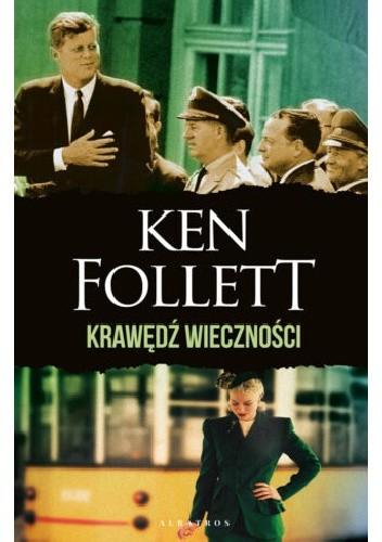 Okładka książki Krawędź wieczności Ken Follett