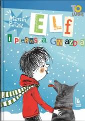 Okładka książki Elf i pierwsza gwiazdka