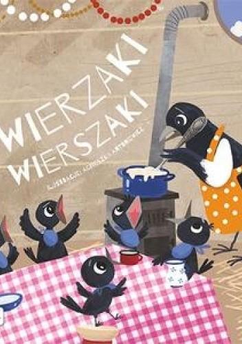 Okładka książki Zwierzaki wierszaki Jan Brzechwa,Dorota Gellner,Dorota Głośnicka,Stanisław Jachowicz,Julian Tuwim,Danuta Wawiłow