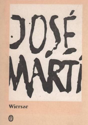 Okładka książki Wiersze José Martí
