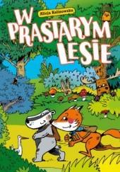 Okładka książki W Prastarym Lesie