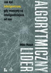 Okładka książki Algorytmiczny lider