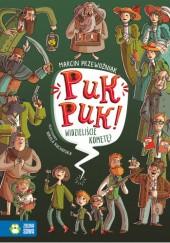 Okładka książki Puk puk! Widzieliście kometę?