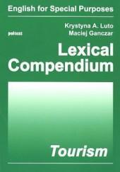 Okładka książki Lexical Compendium Tourism