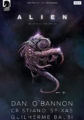 Okładka książki Alien: The Original Screenplay #3