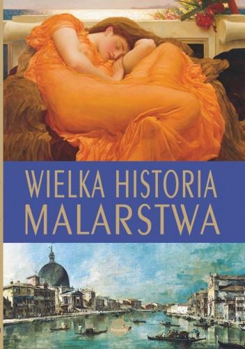 Okładka książki Wielka historia malarstwa Luba Ristujczina