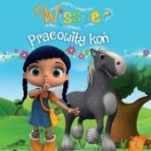 Okładka książki Wissper. Pracowity Koń
