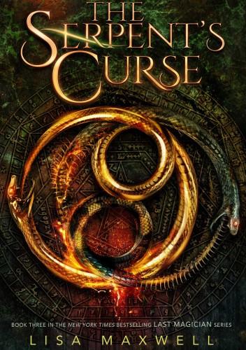 Okładka książki The Serpent's Curse Lisa Maxwell
