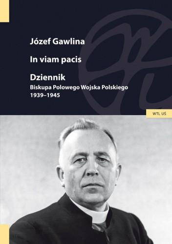 Okładka książki In viam pacis Józef Gawlina