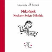 Okładka książki Mikołajek. Kochany Święty Mikołaju