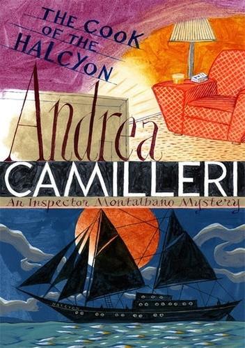 Okładka książki The Cook of the Halcyon Andrea Camilleri
