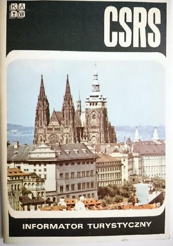 Okładka książki CSRS. Informator turystyczny Stefan Sosnowski