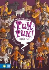 Okładka książki Puk puk! Chcecie psa?