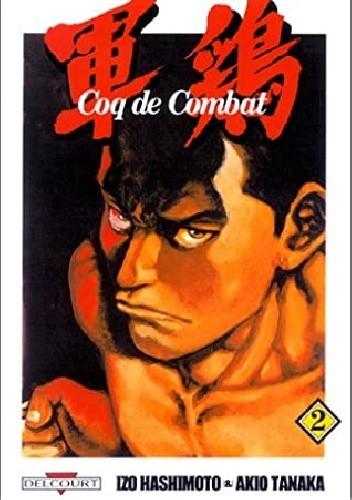 Okładka książki Shamo Tom 2 Izo Hashimoto