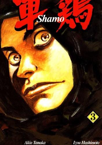 Okładka książki Shamo Tom 3 Izo Hashimoto