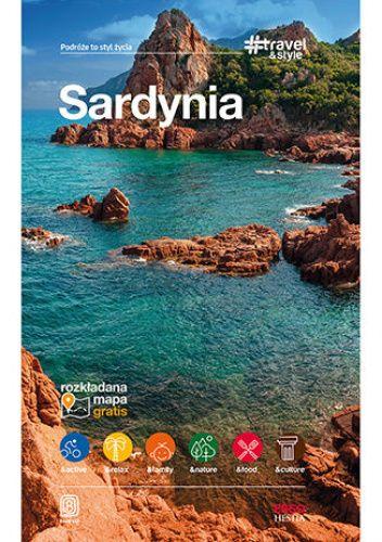 Okładka książki Sardynia. #Travel&Style. Wydanie 1 Praca zbiorowa