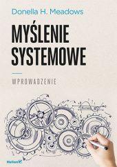 Okładka książki Myślenie systemowe. Wprowadzenie