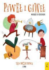 Okładka książki Paweł i Gaweł. Wiersze o dzieciach