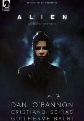 Okładka książki Alien: The Original Screenplay #4