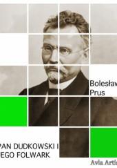Okładka książki Pan Dudkowski i jego folwark
