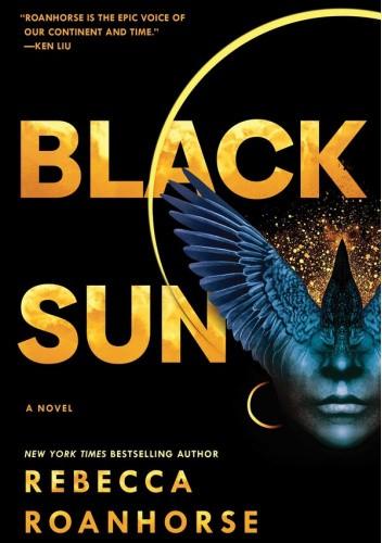 Okładka książki Black Sun Rebecca Roanhorse