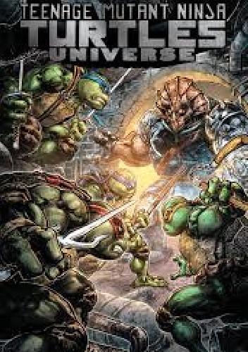 Okładka książki Teenage Mutant Ninja Turtles Vol.4- Home Giannis Milonogiannis