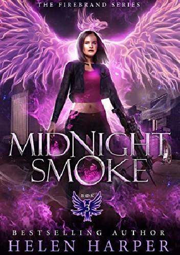Okładka książki Midnight Smoke Helen Harper