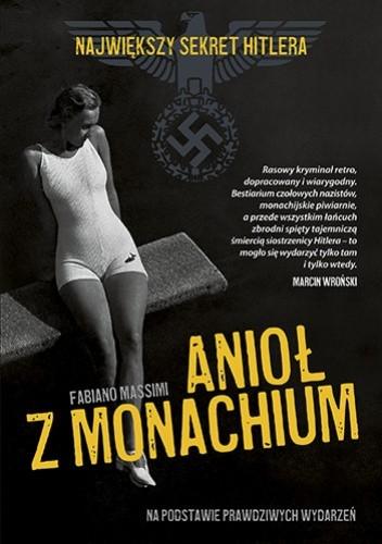 Okładka książki Anioł z Monachium Fabiano Massimi