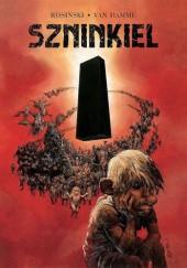 Okładka książki Szninkiel