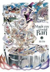 Okładka książki Magiczny świat Ran #2