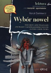 Okładka książki Wybór nowel. Wydanie z opracowaniem.