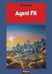 Okładka książki Agent FK