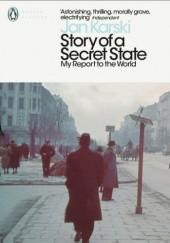 Okładka książki Story of a Secret State: My Report to the World