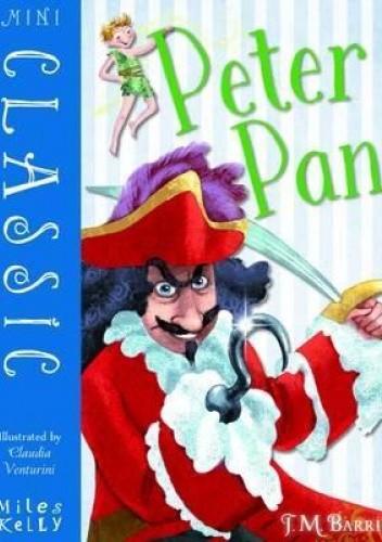 Okładka książki Peter Pan James Matthew Barrie