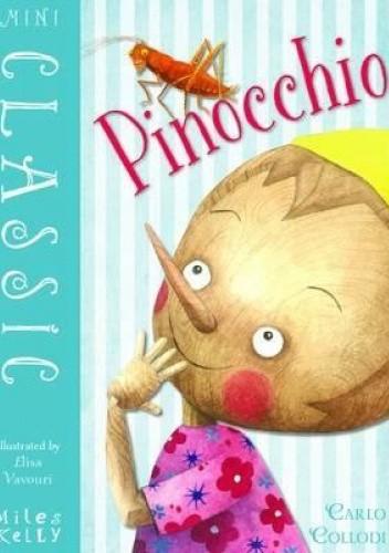 Okładka książki Pinocchio Carlo Collodi