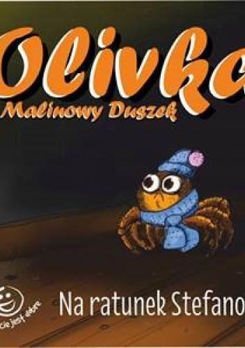 Okładka książki Na ratunek Stefanowi Milena Szewczyk