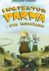 Okładka książki Inspektor Parma i afera środowiskowa
