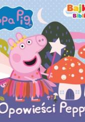 Okładka książki Świnka Peppa. Opowieści Peppy.