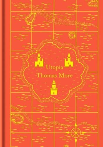 Okładka książki Utopia Thomas More