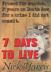 Okładka książki 7 Days To Live