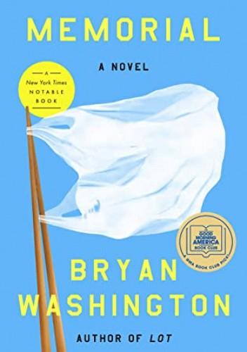 Okładka książki Memorial Bryan Washington
