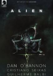 Okładka książki Alien: The Original Screenplay #5