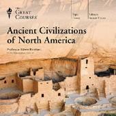 Okładka książki Ancient Civilizations of North America