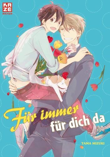 Okładka książki Für immer für dich da Tama Mizuki